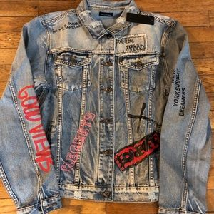 Fashion Denim jacket